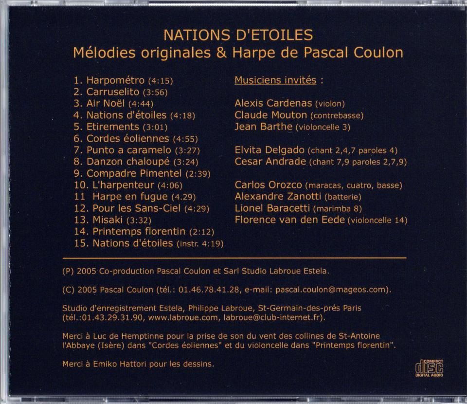 2005 - Nations d'Étoiles