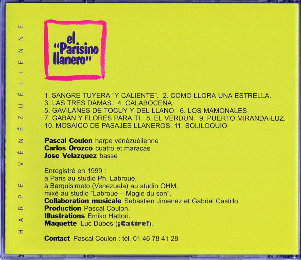 2000 - El Parisino Llanero