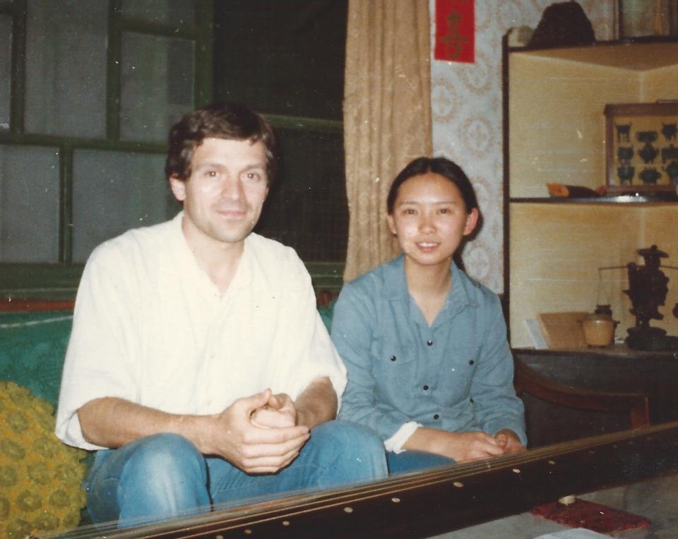 avec Yong Ming - Panchiao (1981)