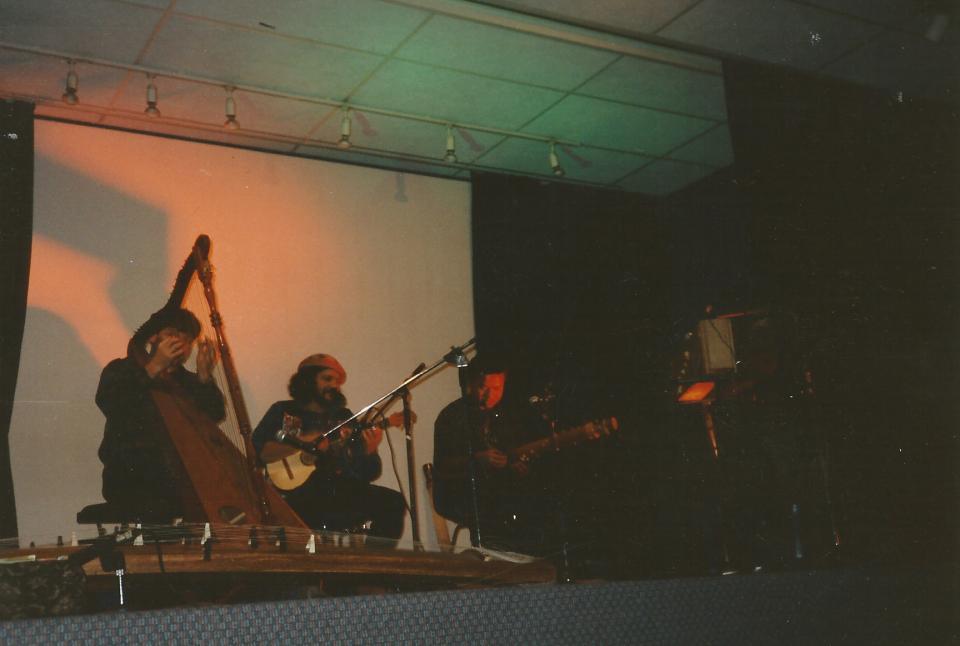 avec Raul Paredes et Doné Andriambalitta