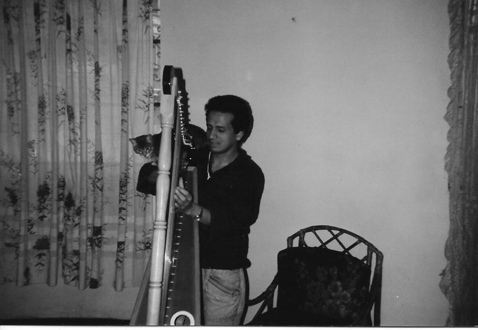 Felix Ramon Torres à Bogota en 1994