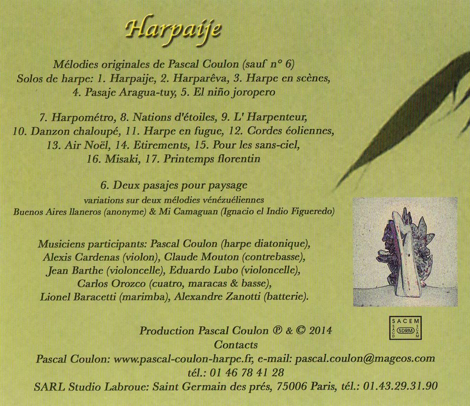 Harpaije