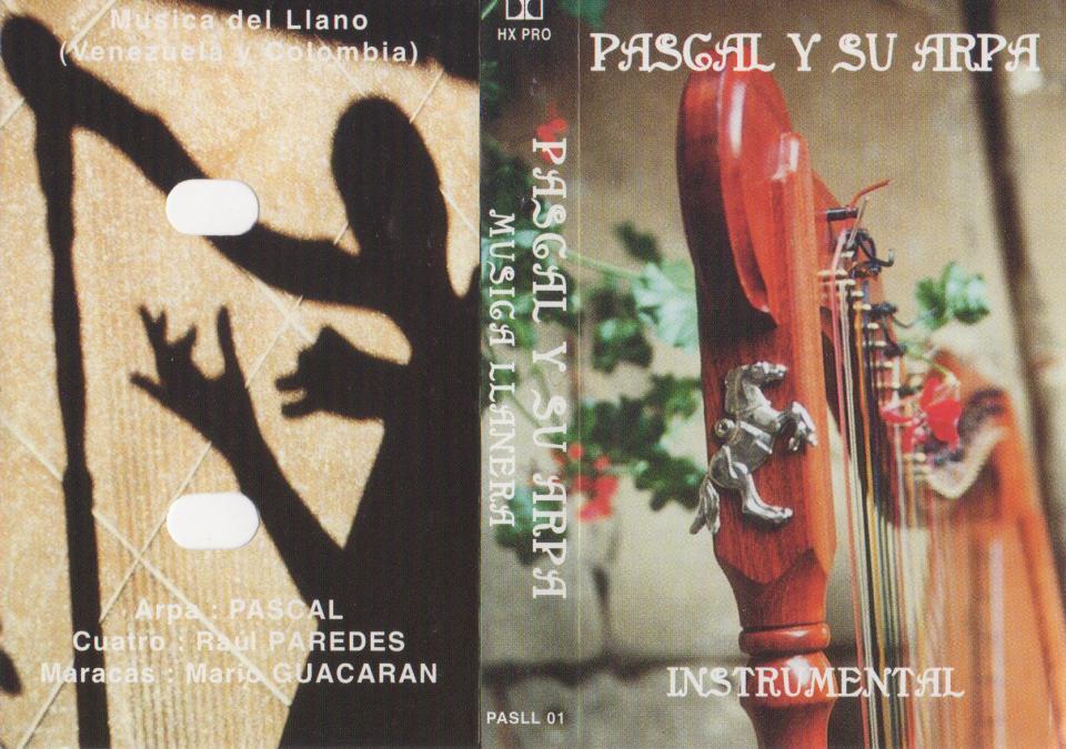 1994 - Pascal y su Arpa (K7)