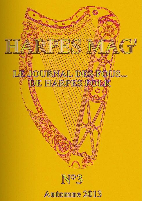 Harpes Mag' - le journal des fous... de harpe folk